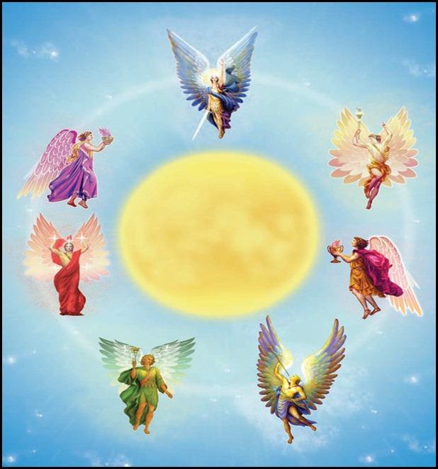 arcangeles universo