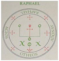 sello de Rafael